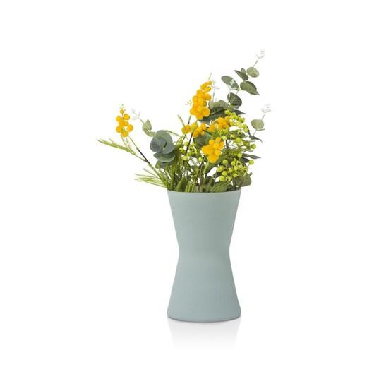 vase matty s h 25 cm mint 100 glass signature. Black Bedroom Furniture Sets. Home Design Ideas